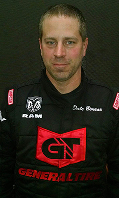 Dale Benear Driver of The General Tire Monster Truck