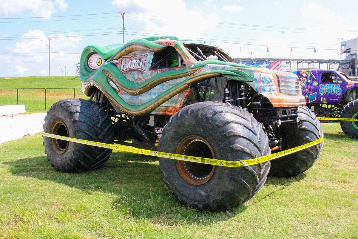 The Kraken Monster Truck