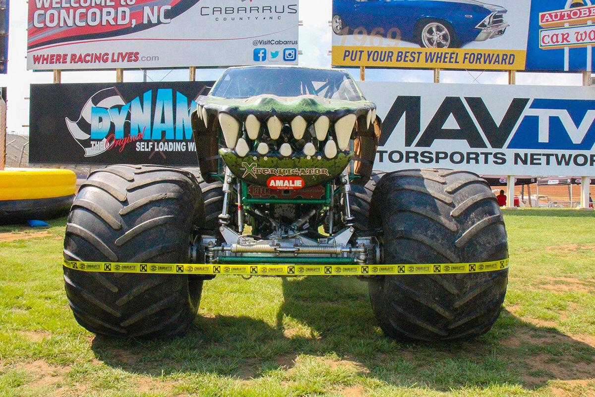 The Xtermigator Monster Truck