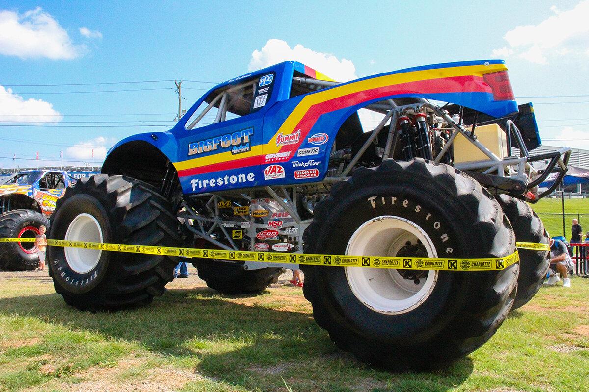 Bigfoot the Original Monster Truck