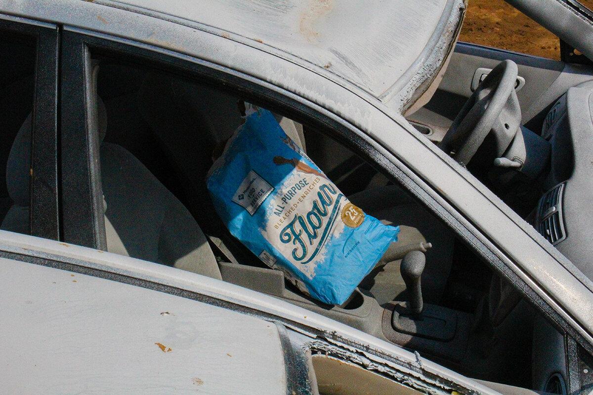 Flour Car
