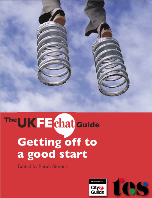 UKFEchat Guide 1 cover
