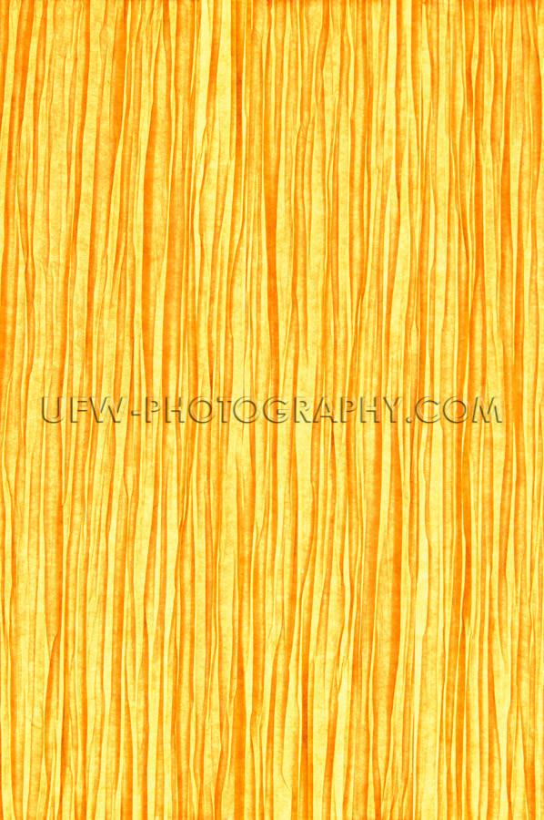 Paper texture backlit golden light wrinkled background Stock Ima