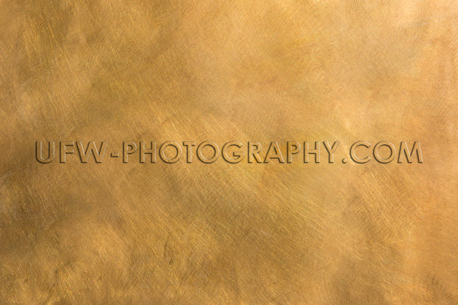 Abstract brass metal plate structured background XXL Stock Image