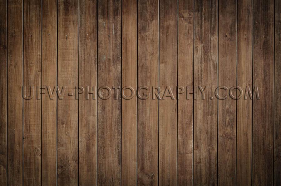 Wood background texture pattern dark grunge plank vignette Stock