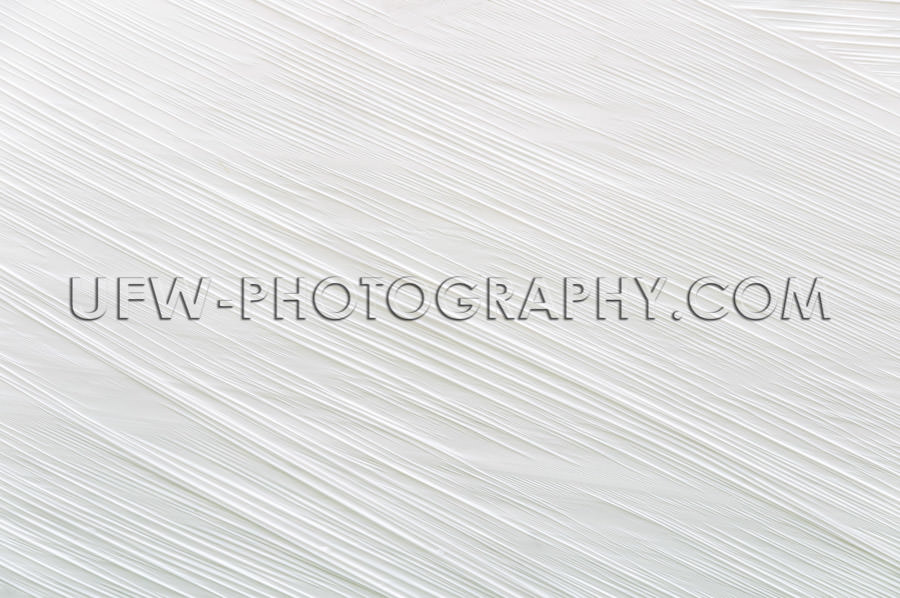 Wrinkled white plastic foil texture wrapped tarp background Stoc