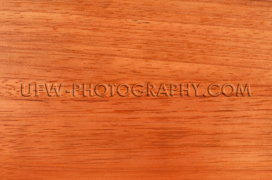 Wood grain texture red brown detail full frame background Stock