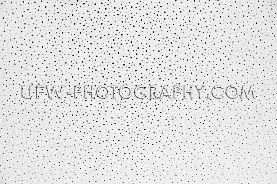 Schwarze Löcher Muster Weiß Abstrakt Hintergrund Vollformat L