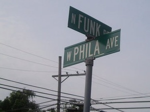 Funk and Philly street sign.jpg