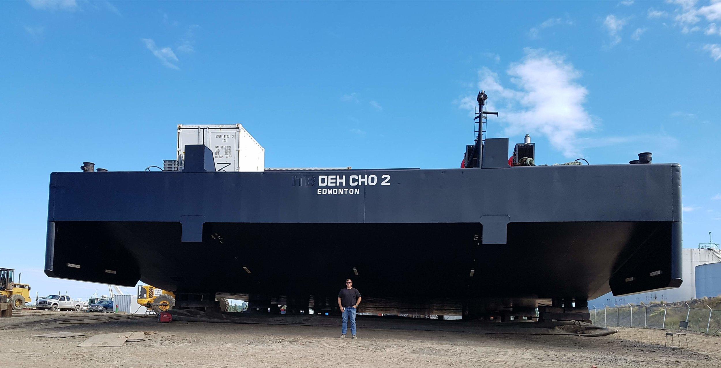 DEH CHO 1 + 2