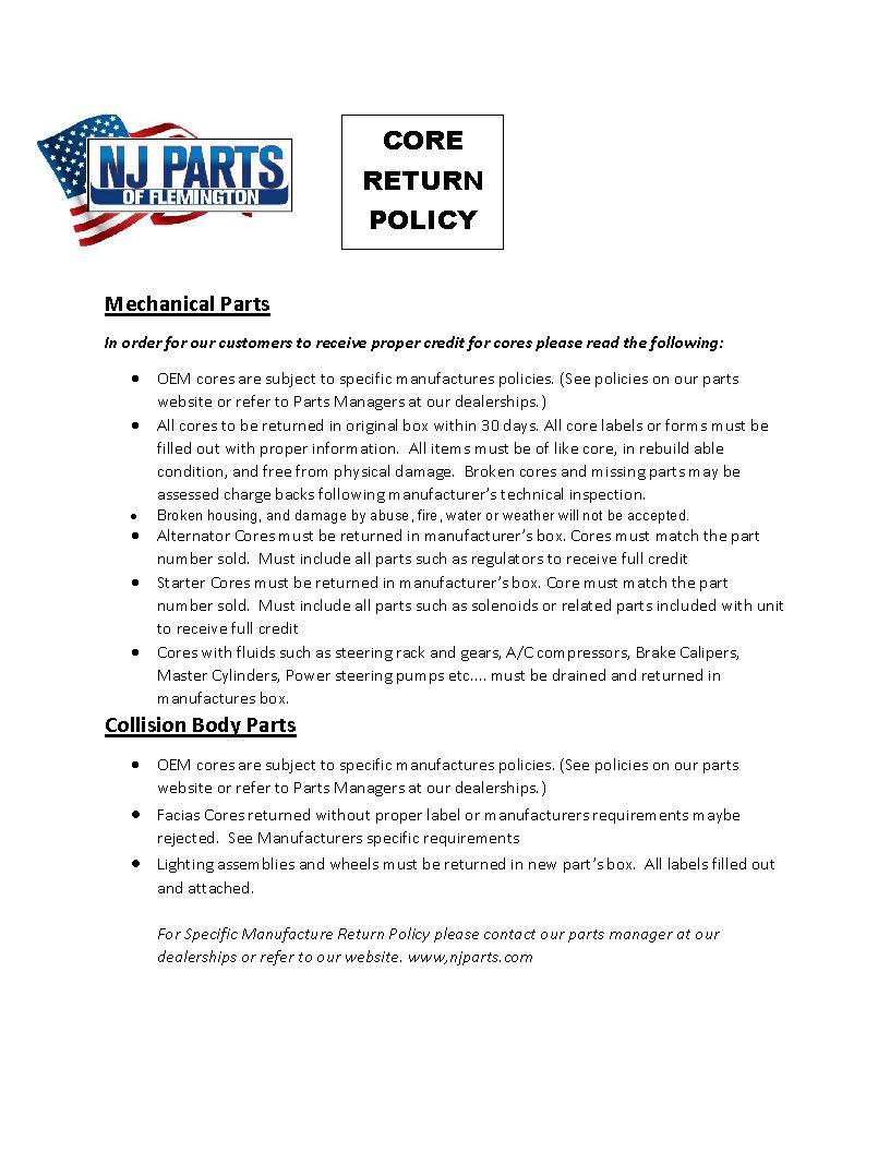 NJ Parts Core Return Policy.jpg