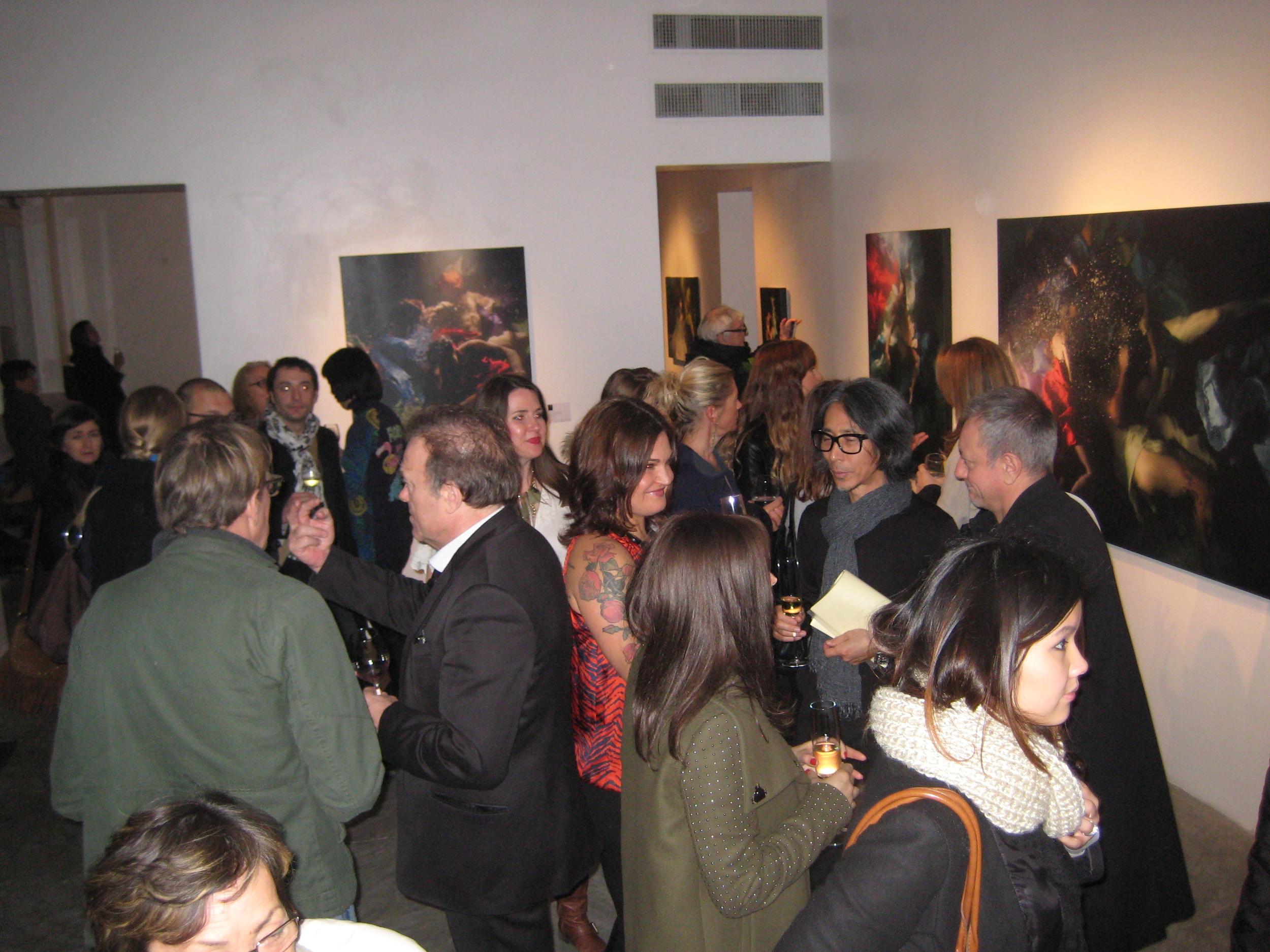 Christy Lee Rpgers Paris Ten Arts Solo Exhibit