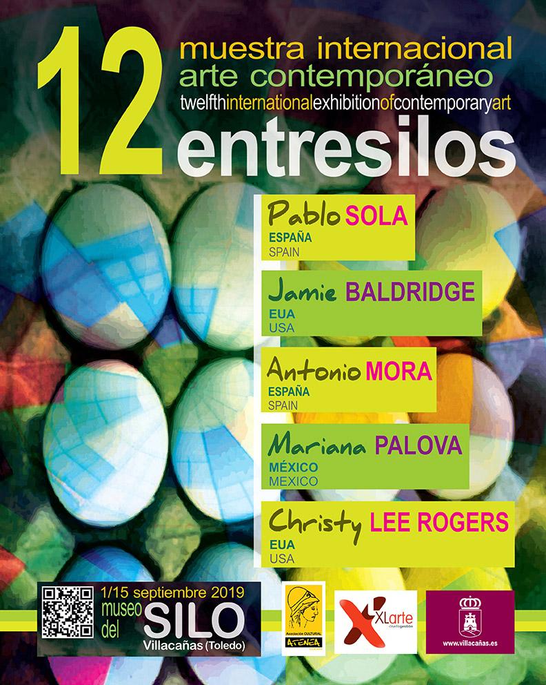 CARTEL 12 MUESTRA INTERNACIONAL DE  ARTE CONTEMPORÁNEO ENTRESILOS sm.jpg