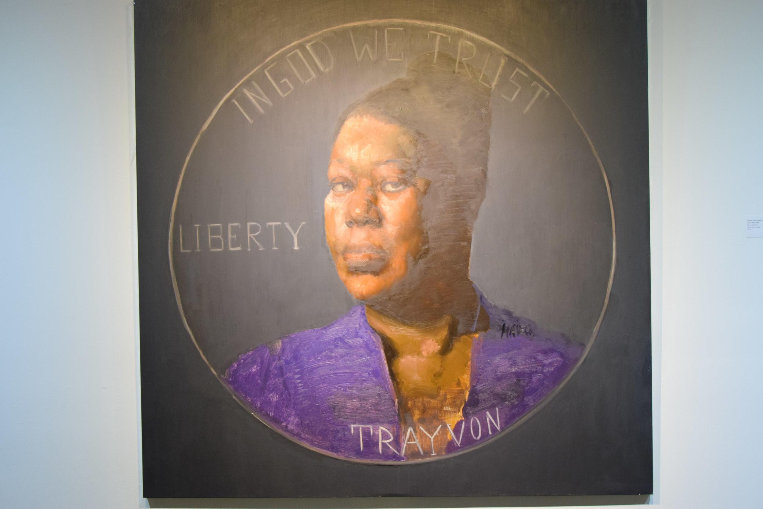 Sybrina Fulton (Mother of Trayvon Martin)