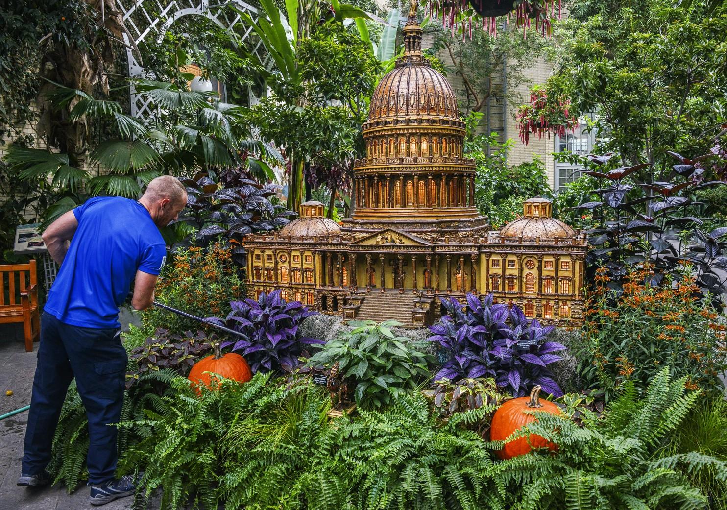 U.S. Botanical Gardens