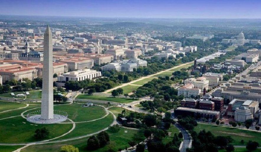 Washington DC, courtesy of the WashingtonTimes.com