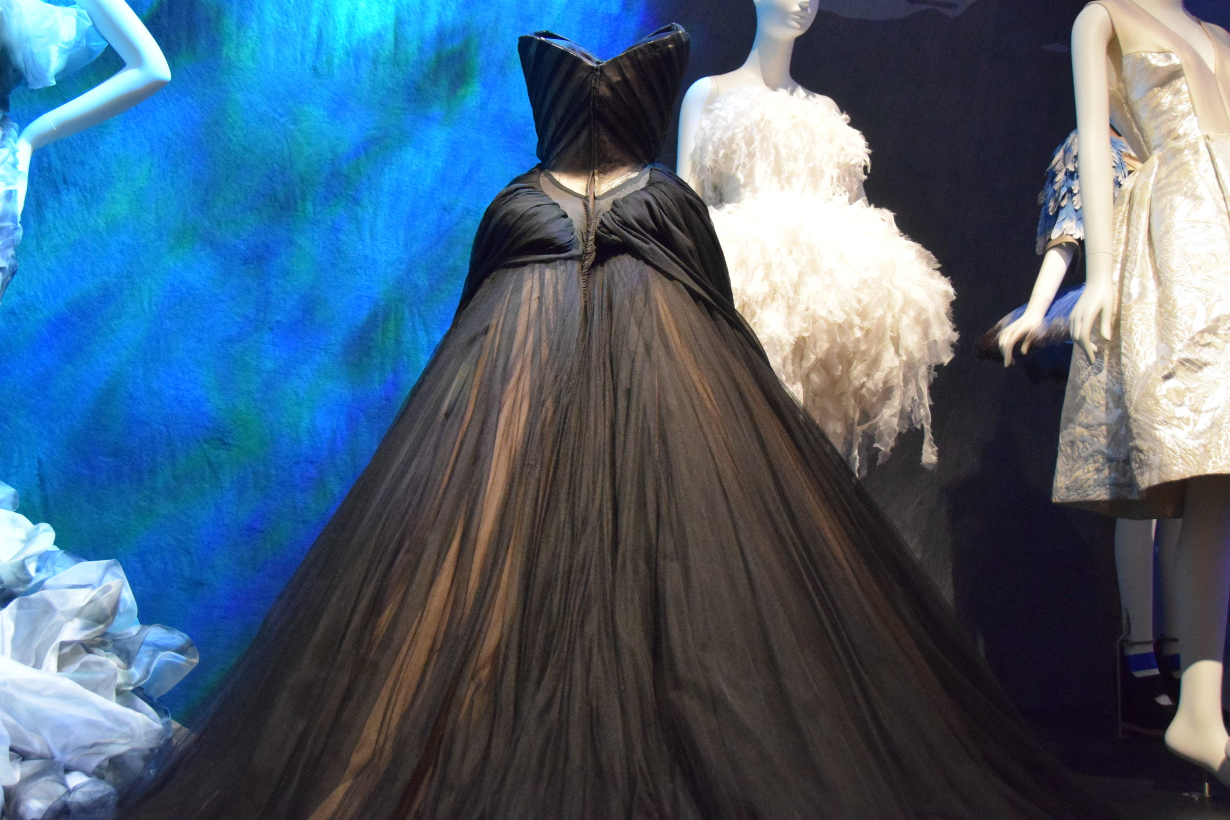 The Swan Dress,Charles James (1954-55)