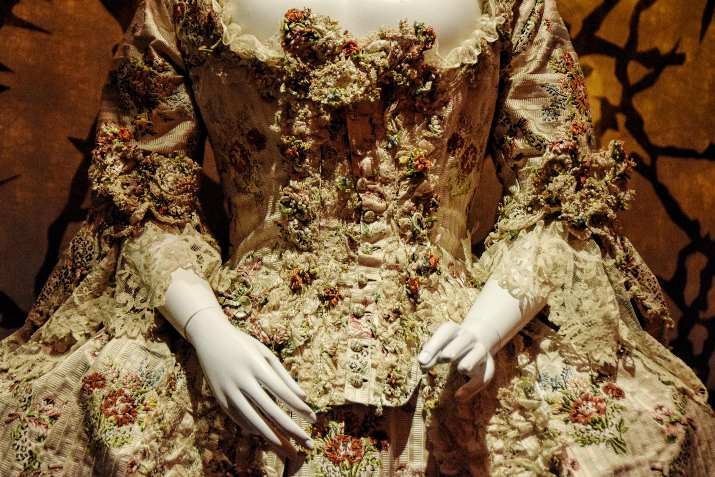 Court dress (1755)