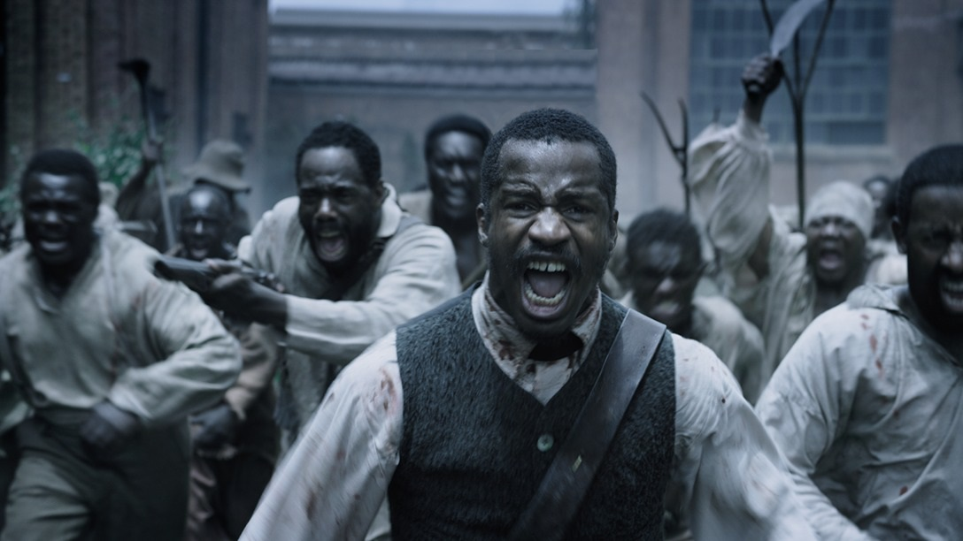 """Film still from Nate Parker's The Birth of A Nation"""""""
