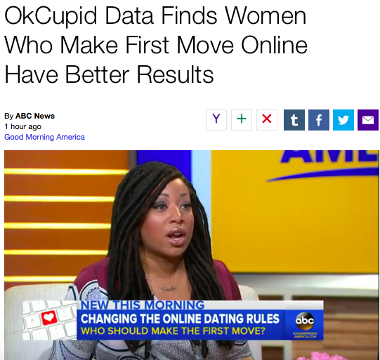 GMA online dating