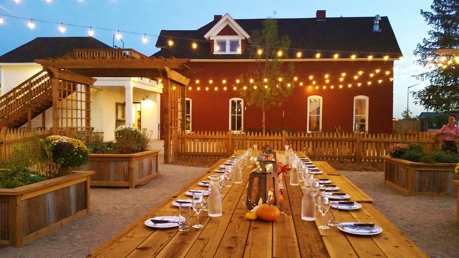 The Farmhouse at Jessup Farm - Fort Collins, CO