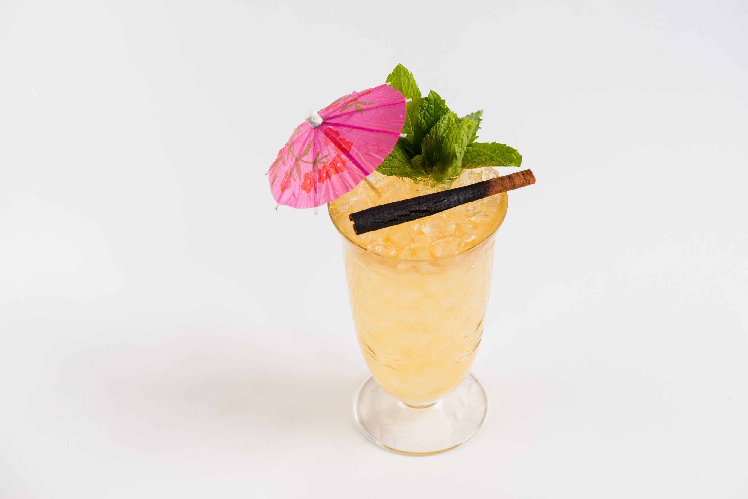 Social's Trader Vic's Mai Tai with Montanya Platino and Exclusiva rums