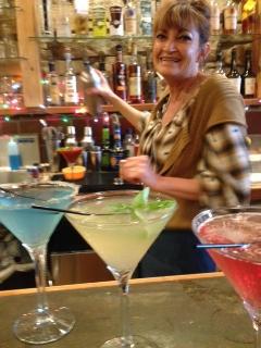 Carolyn Hunt, aka Martini Queenie