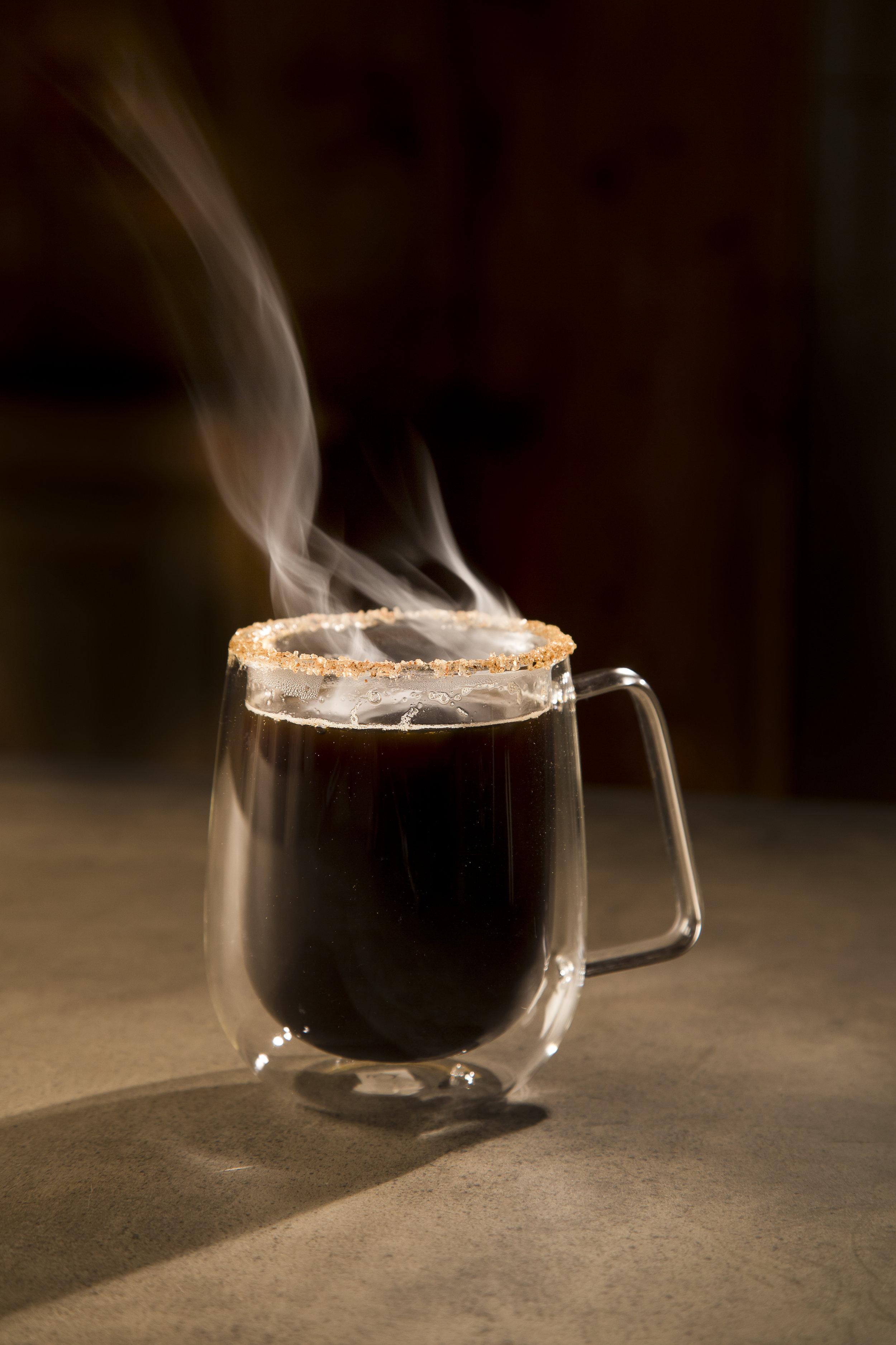 Bulletproof Coffee (with a Montanya twist)