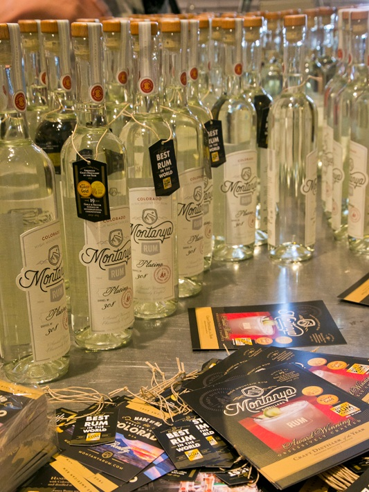 Montanya's bottle supplier is certified cradle to cradle, and we print on FSC certified paper.