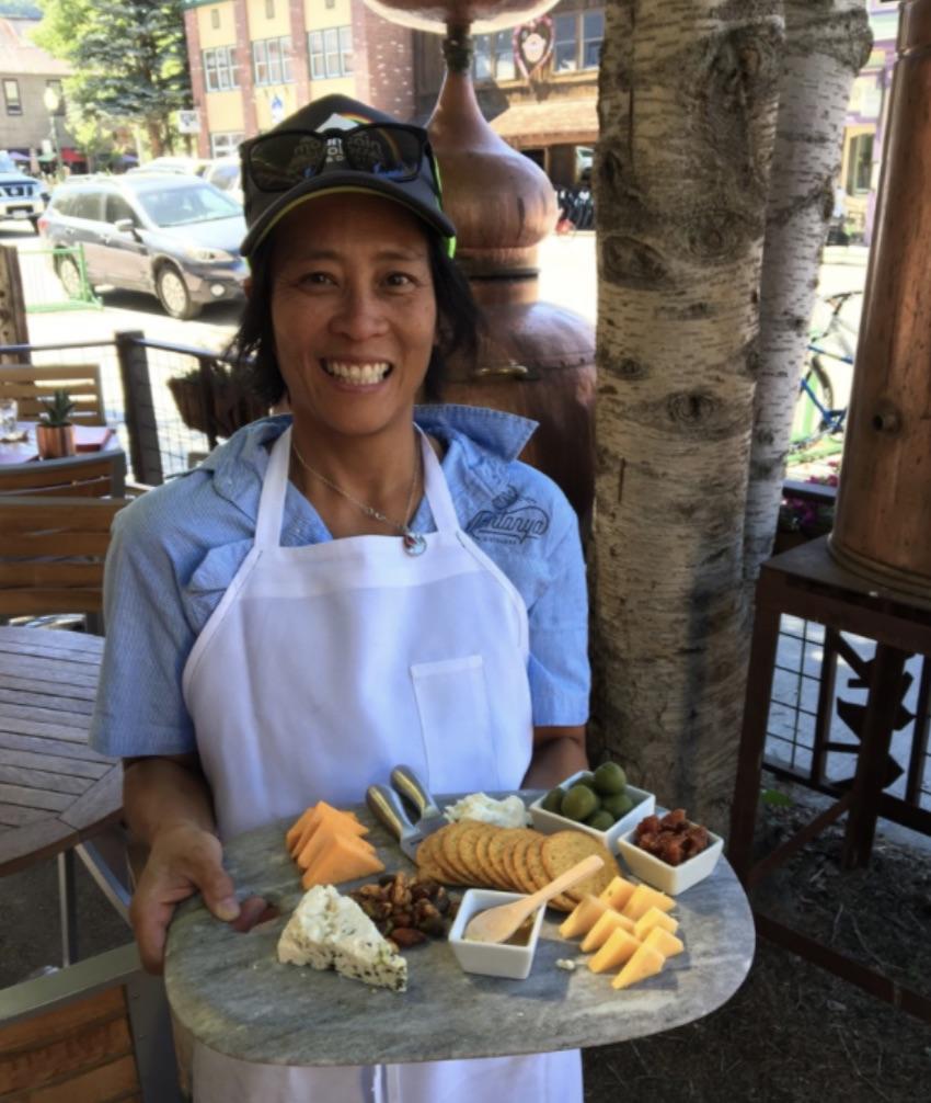 Chef Rose Reyes