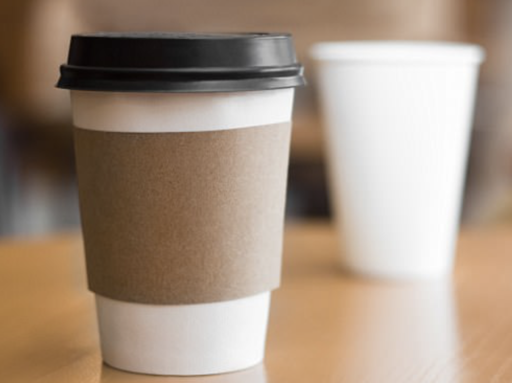 Around 357,000,000 trees are cut every year to produce all of Starbucks polyethylene paper cups. Imagine the impact of never using a single-use cup again!