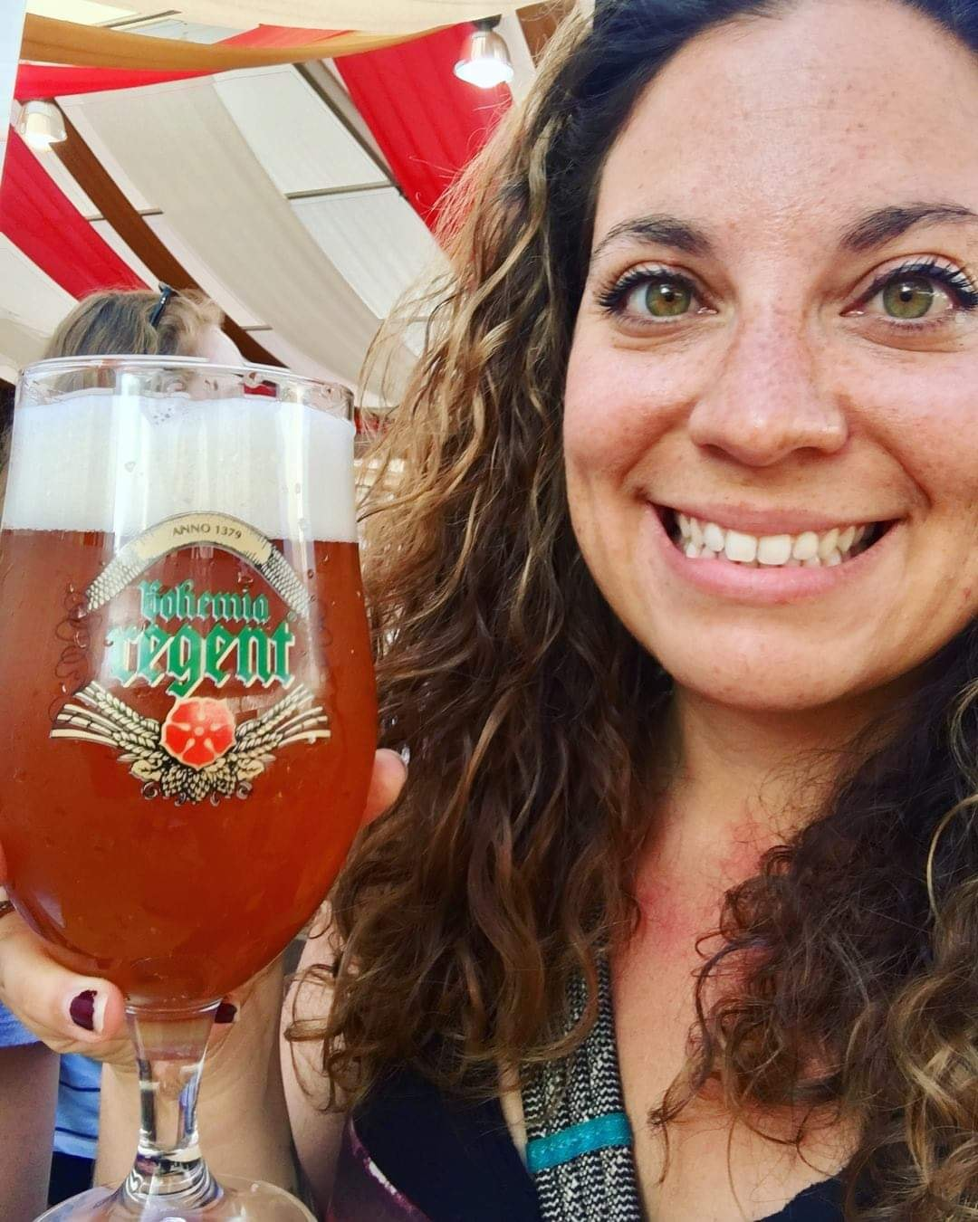 Before moving to CB, Nia worked at a brewery, developing a taste for fermented beverages.