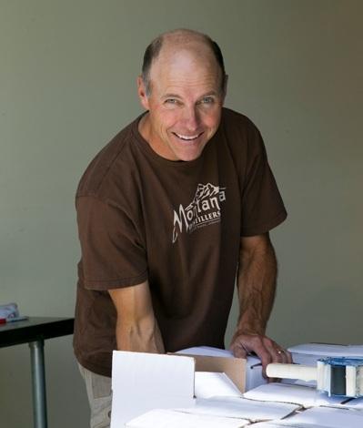 Brice Hoskin - Head Distiller and Co-Owner