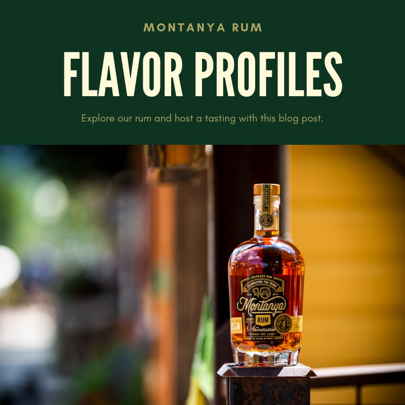 Learn about Montanya rums and get our tips on tasting rum (including hosting your own rum tasting) with  this post on Montanya rums .