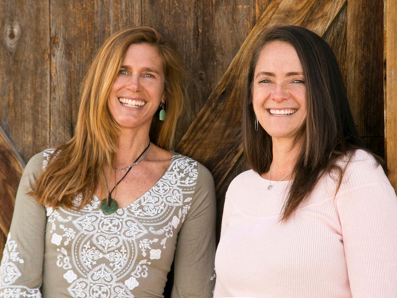 Elizabeth Smith and Karen Hoskin, founders of Zoetica