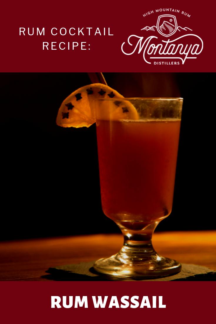 Rum Wassail Cocktail