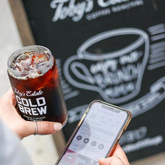 National Coffee Day! Repost: @tobysbrooklyn ⠀ #visitsavannah #georgia #eatlocal #coffeestagram #breakfast #foodie #instafood #delicious  #yummy #coffee #foodstagram #brunch #coffeehouse #thecollinsquarter