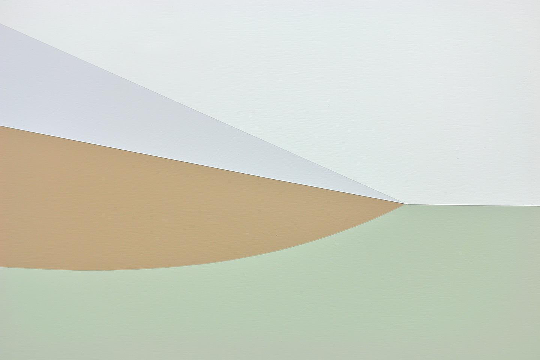 "Detail:  always on hope,  20""x16"", acrylic paint on panel, 2017."