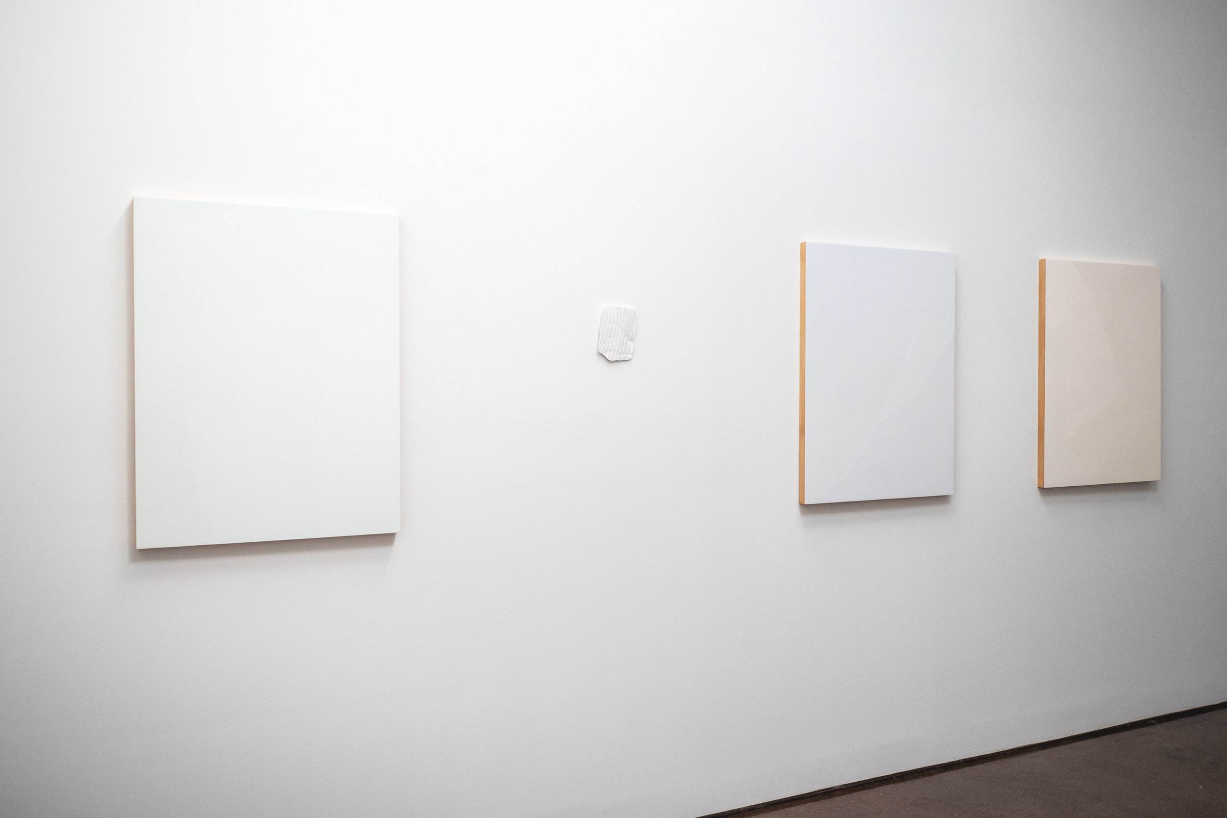 acclimatizing cadence , exhibition view, Christie Contemporary, photo by Polina Teif