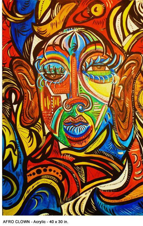 Valerie-Patritti-AfroClown-Acrylic-40x30.jpg