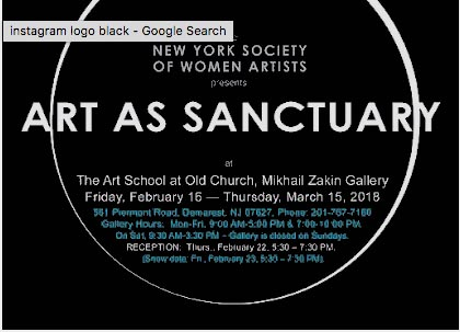 NYSWA @ OLD CHURCH - February 16 to March 15, 2018