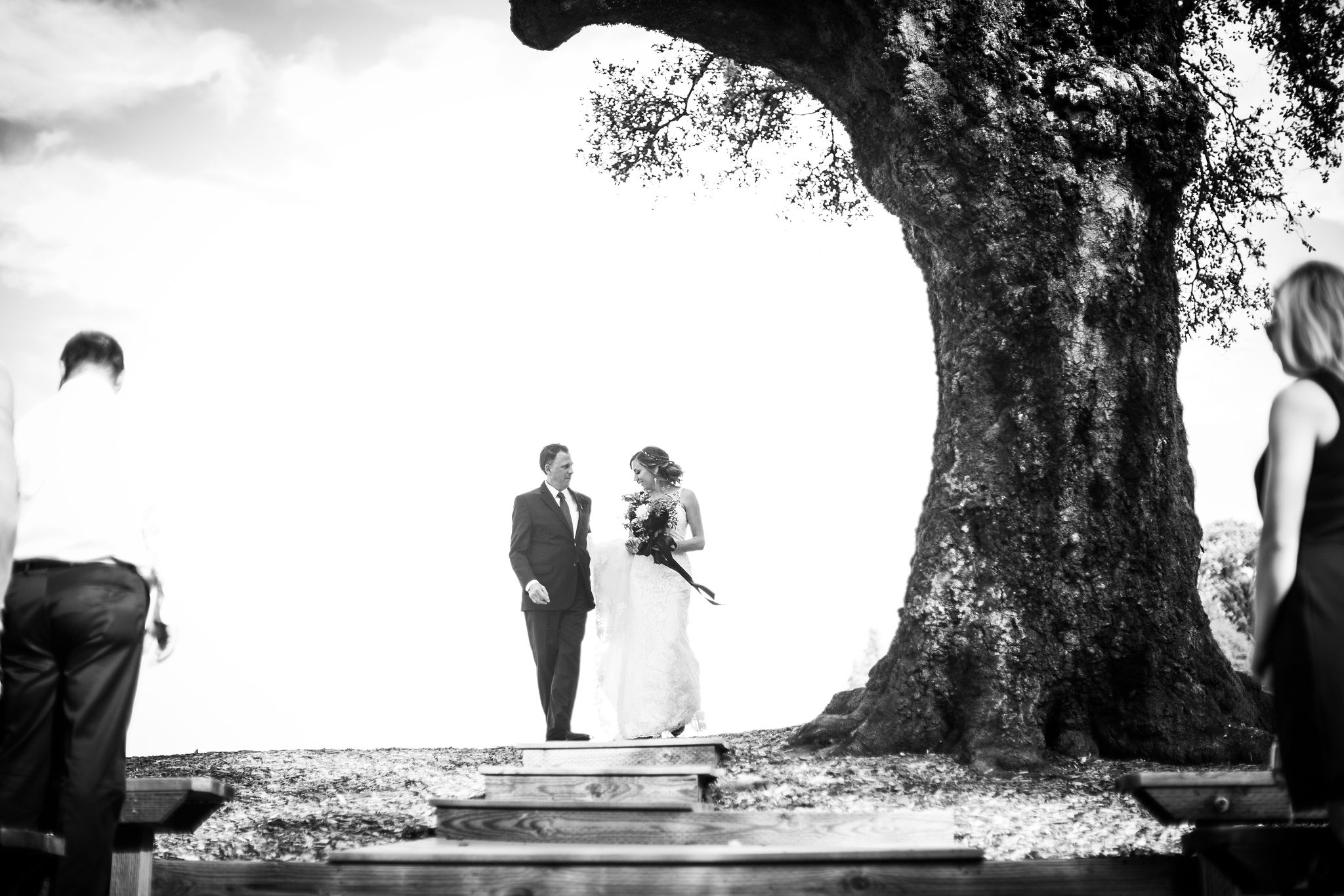 bride-walking-down-aisle-wedding