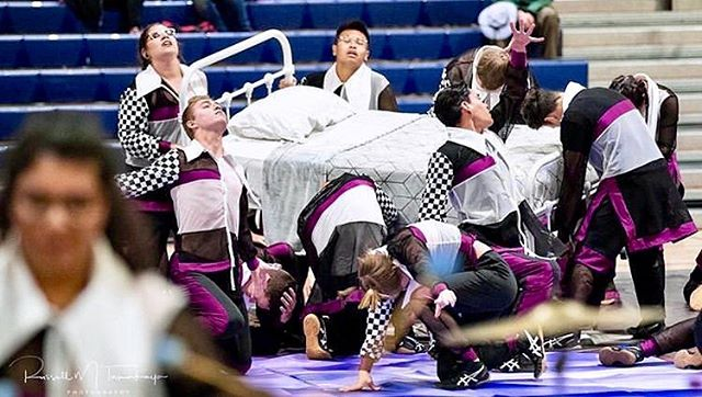 ITS A SHOW DAY!! Western Power Regional in San Bernardino, CA!! LOT: 4:40pm  PERFORM: 6:01pm  Come check us out and see what we've been up to!  Join us as we count sheep!  #BT2019 #Breakthrough2019 #PIW #WorldClass #WGI #WGIwesternpowerregional #wgipercussion #WGAZ #Zildjian #VicFirth #MapexDrums #MajesticPercussion #TitanFieldFrames #presonus #studiolive #EvansDrumheads #DAddario #RandallMay #PlanetWaves #WinterGuardTarps #MarchingArtsInc