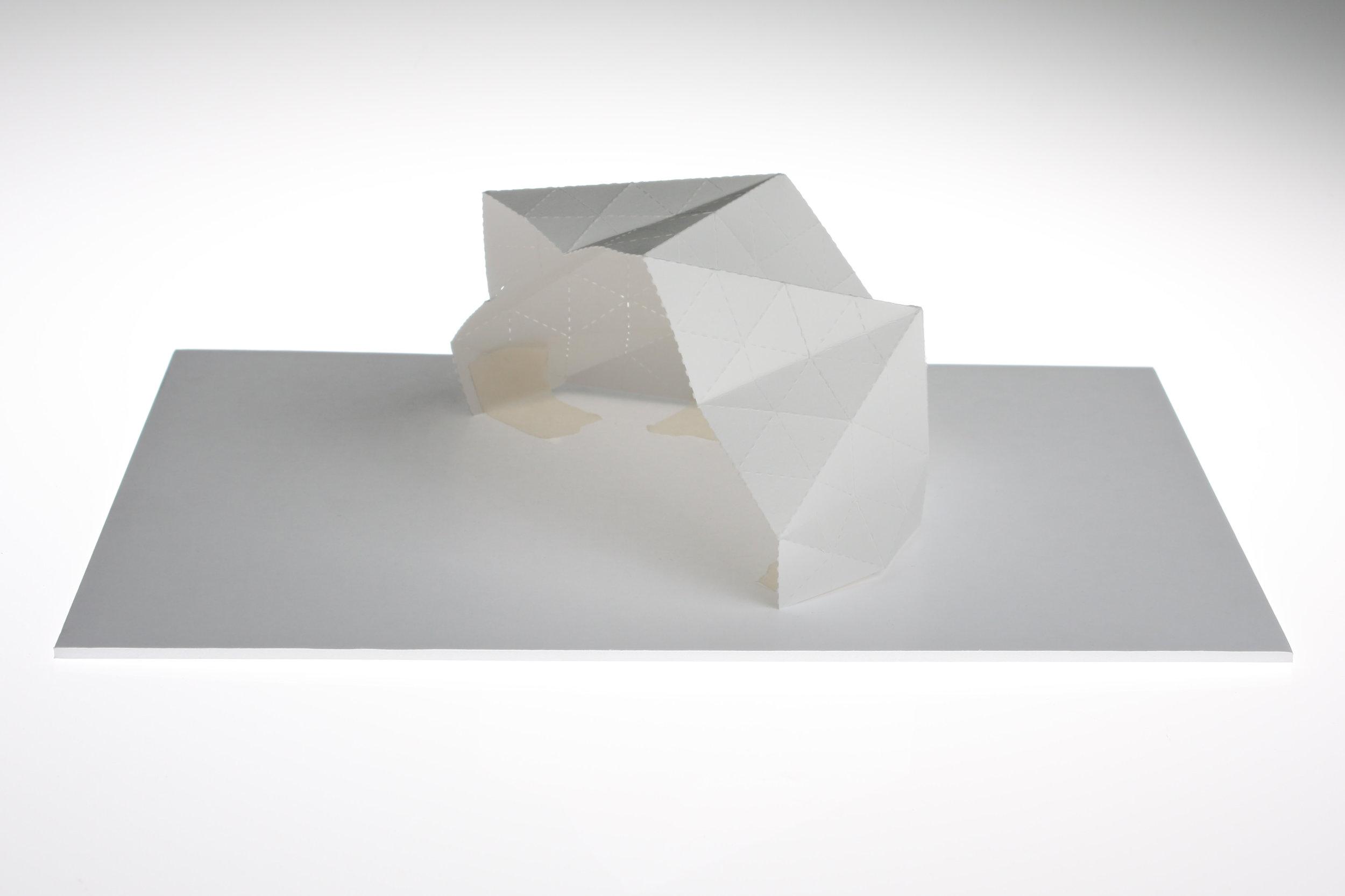 maquette 2 rebecca howson crane away