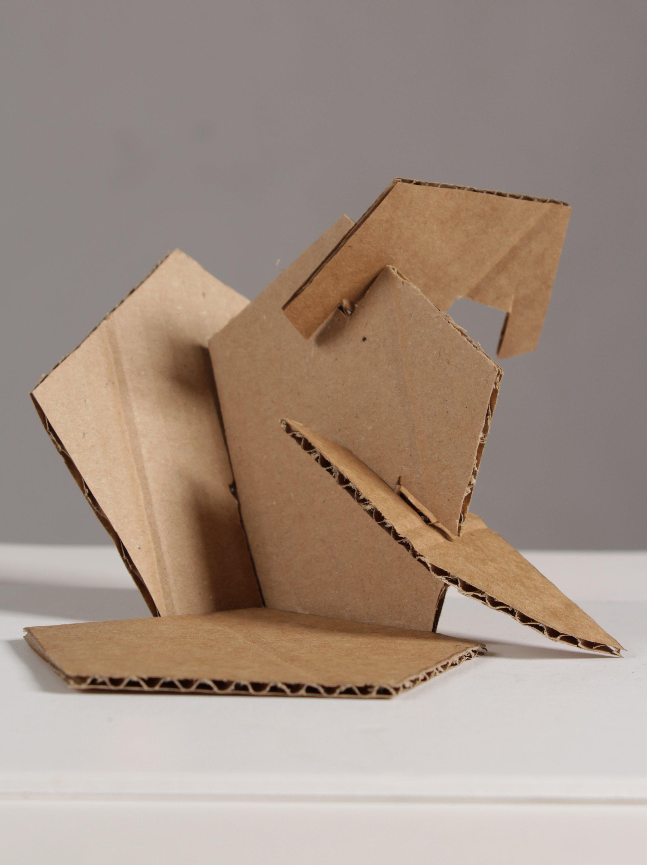 maquette 3 rebecca howson crane away