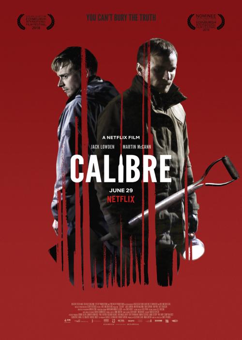 Wednesday 3rd October  Dir: Matt Palmer Where to watch: Netflix