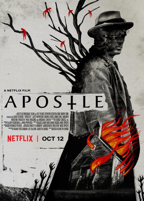 Friday 12th October  Dir: Gareth Evans Where to watch: Netflix