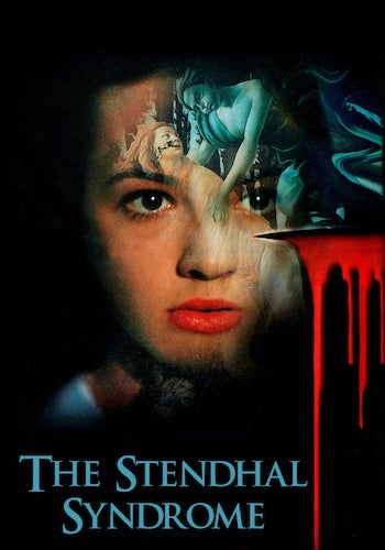 The Stendhal Syndrome - Dir. Dario Argento   imdb synopsis: A young policewoman slowly goes insane while tracking down an elusive serial rapist/killer through Italy when she herself becomes a victim of the brutal man's obsession.