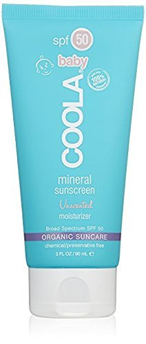 Coola sunscreen (not tinted)