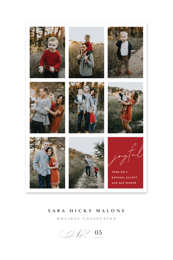 'JOYFUL MOMENTS' BY SARA HICKS MALONE